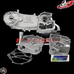Taida Crankcase 67mm 232cc B-Block 57mm (GY6 shortcase)