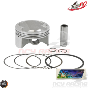Taida Piston Forged 67mm 4V Set (GY6)