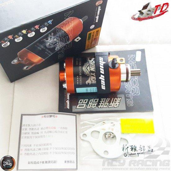 Shin Yea Starter Motor High-Torque (GY6)