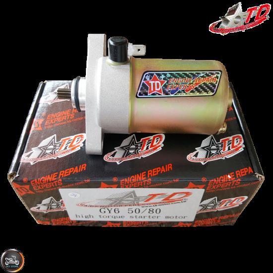 Taida Starter Motor High-Torque (139QMB)