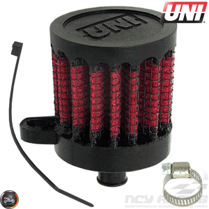 """Uni Breather Filter 1/2"""" Push-In (UP-123)"""