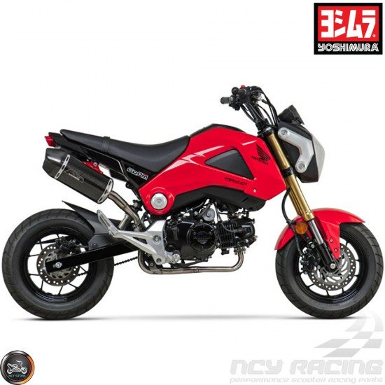 Yoshimura Exhaust RS-9 Carbon Full System (Honda Grom)