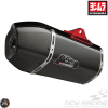Yoshimura Exhaust RS-9 Carbon Slip Ons (Honda Grom)