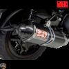 Yoshimura Exhaust TRC Racing Carbon Full System (BWS, Zuma 125)