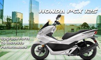 Honda PCX 125 Upgrade Performance Parts